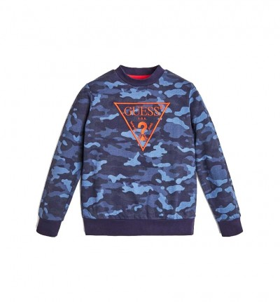 Sudadera Casual_Niño_GUESS Ls Active Top