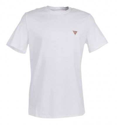 Camiseta M/c Casual_Hombre_GUESS Cn Rn Tee