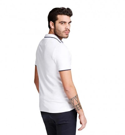 Polo Casual_Hombre_GUESS Horatio Ss Polo