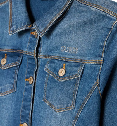 Chaqueta Casual_Niña_GUESS Denim Jacket Core