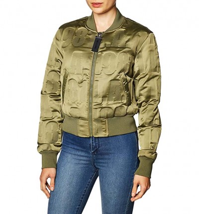 Chaqueta Casual_Mujer_GUESS Elly Bomber Jacket