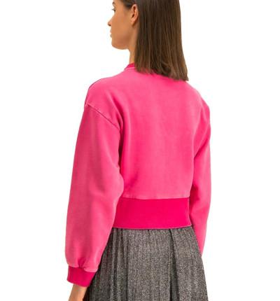 Sudadera Casual_Mujer_GUESS Bellaria Fleece