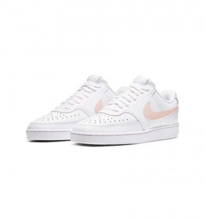 Zapatillas Casual_Mujer_NIKE Wmns Nike Court Vision Low
