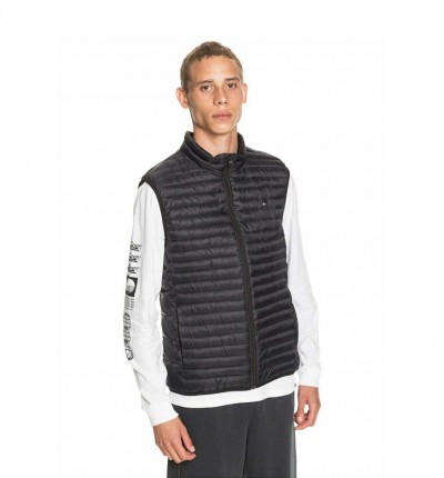 Chalecos Casual_Hombre_QUIKSILVER Scaly Sleeveless