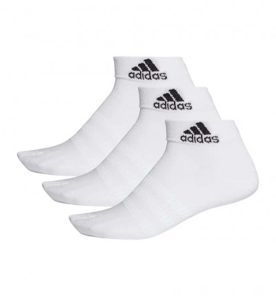 Calcetines Casual_Unisex_ADIDAS Light Ank 3pp