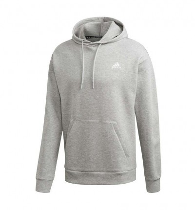 Hoodie Sudadera Capucha Casual_Hombre_ADIDAS M Mh 3s Oh Hood