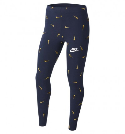 Mallas Largas Casual_Niña_NIKE Favorites Aop Legging