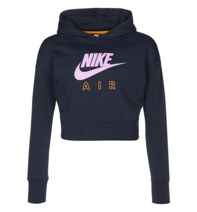 Hoodie Sudadera Capucha Casual_Niña_Nike Air
