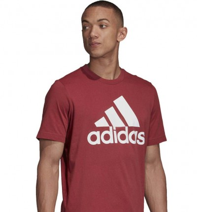 Camiseta M/c Casual_Hombre_ADIDAS Mh Bos Tee