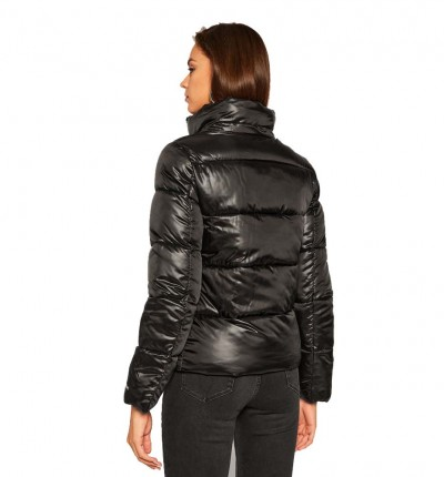 Anorack Casual_Mujer_CALVIN KLEIN Mw Shiny Short Puffer