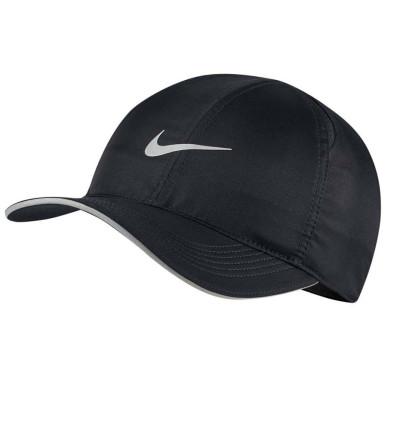 Gorra / Visera Running_Unisex_Nike Teatherlight
