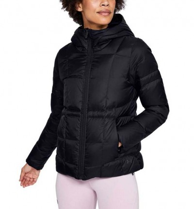 Chaqueta Casual_Mujer_UNDER ARMOUR Down Hooded Jkt