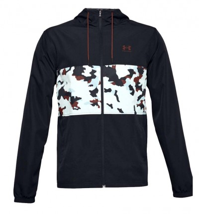 Chaqueta Casual_Hombre_UNDER ARMOUR Sportstyle Wind Camo Jkt