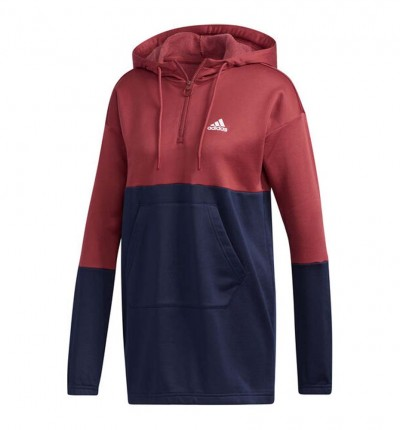 Hoodie Sudadera Capucha Casual_Mujer_ADIDAS W New A Hd Swt