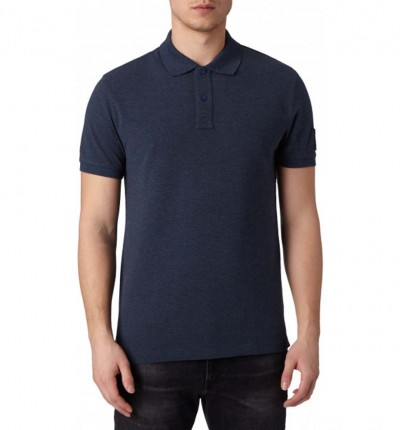 Polo Casual_Hombre_CALVIN KLEIN Monogram Badge Grindle  Polo