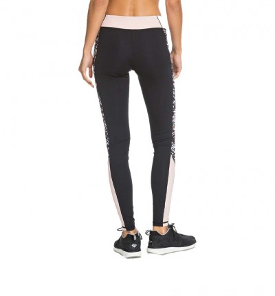Mallas Largas Fitness_Mujer_ROXY Shape Of You Pants