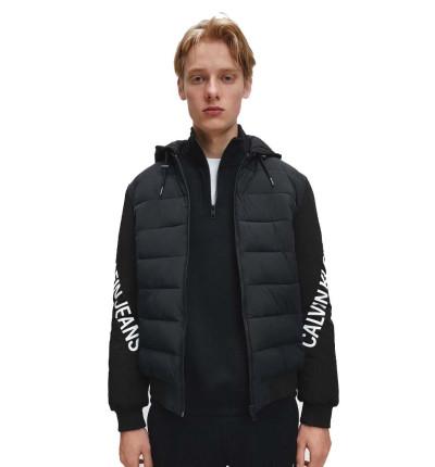 Chaqueta Casual_Hombre_CALVIN KLEIN Stretch Logo Jacket