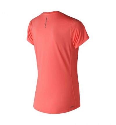 Camiseta M/c Running_Mujer_NEW BALANCE Acelerate Grafic