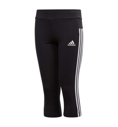 Mallas Capri Fitness_Niña_ADIDAS Essentials Linear 3/4