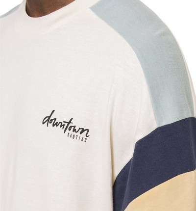 Camiseta M/c Casual_Hombre_KAOTIKO M/c Ottawa
