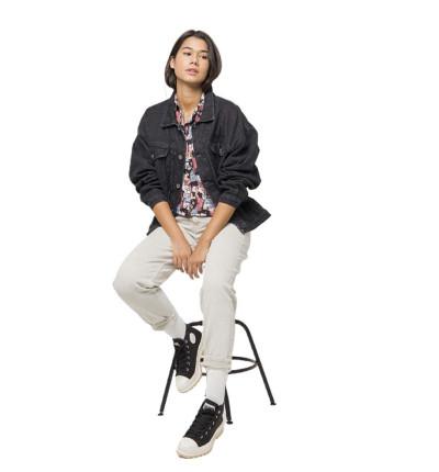 Camisa Casual_Mujer_KAOTIKO Camisa Kaotiko