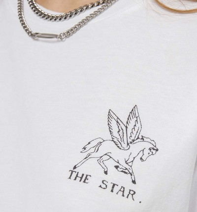 Camiseta M/c Casual_Mujer_KAOTIKO M/c The Star