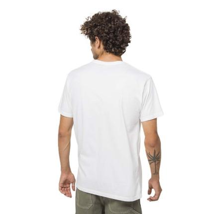 Camiseta M/c Casual_Hombre_KAOTIKO M/c Rose