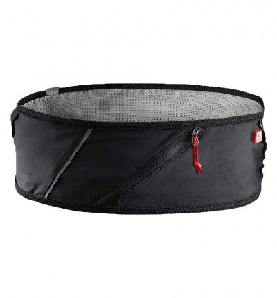 Cinturón Trail Running_Unisex_SALOMON Pulse Belt Black