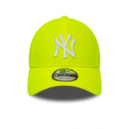Gorra Casual_Unisex_NEW ERA League Essential Neon Pack