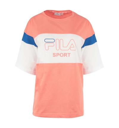 Camiseta M/c Casual_Mujer_FILA Women Lalette Tee