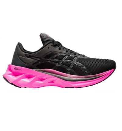 Zapatillas Running_mujer_asics Novablast 40.5 Negro