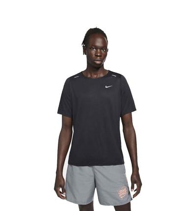 Camiseta M/c Running_Hombre_Nike Rise 365 Wild Run