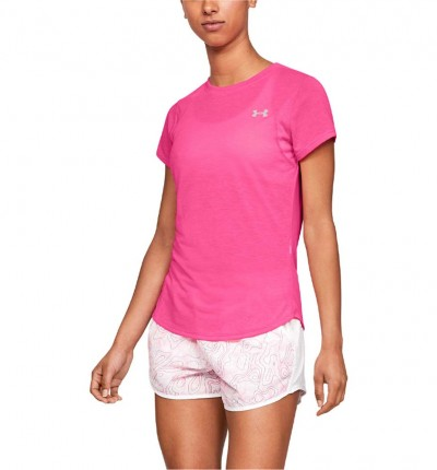 Camiseta M/c Running_Mujer_UNDER ARMOUR Streaker 2.0 Short Sleeve