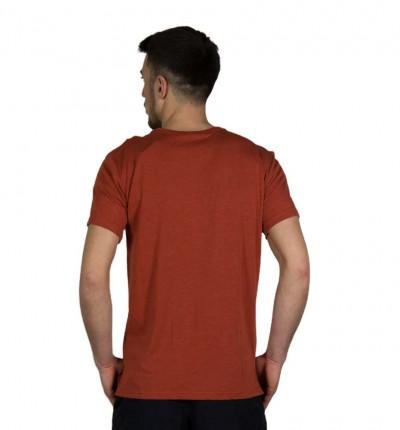 Camiseta M/c Running_Hombre_Nike Dri Fit Breathe