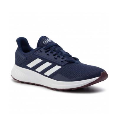 Zapatillas Running_hombre_adidas Duramo 9 40 2/3 Azul Marino