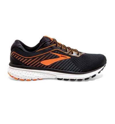 Zapatillas Running_hombre_brooks Ghost 12 M 45 Negro