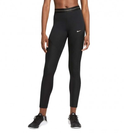 Mallas Largas Fitness_Mujer_Nike Pro Icon Clash