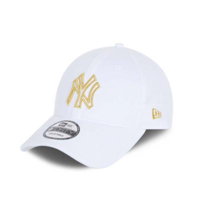 Gorra Casual _Hombre_ NEW ERA 9FORTY New York Yankees Metallic Logo