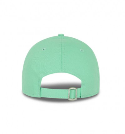 Gorra Casual_Hombre_NEW ERA 9FORTY LA Dodgers League Essential Green Cap