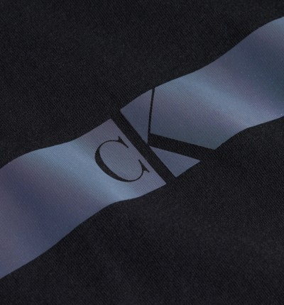 Camiseta M/c Casual_Hombre_CALVIN KLEIN Horizontal Ck Panel Tee
