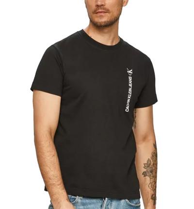 Camiseta M/c Casual_Hombre_CALVIN KLEIN Ck Vertical Back Graphic  Tee