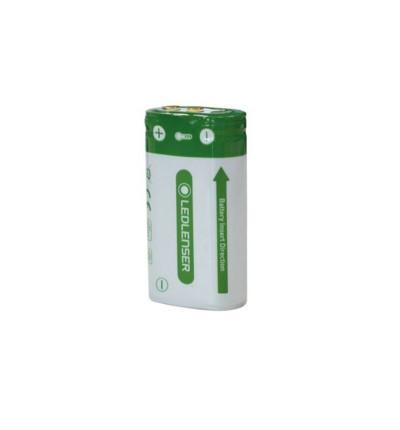 Batería para Luz Frontal de Running_Unisex_LED LENSER Bateria 2 X 14500 Li-ion 3,7