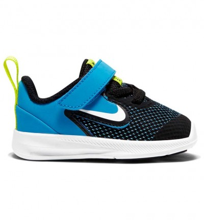 Zapatillas Running Casual_bebe_nike Downshifter 9 (tdv) 21 Azul