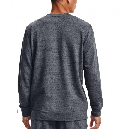 Sudadera Fitness_Hombre_UNDER ARMOUR Ua Rival Terry Crew