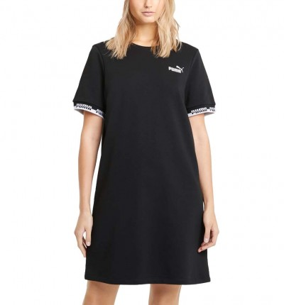 Vestido Casual_Mujer_PUMA Amplified Dress Tr