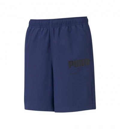 Short Casual_Niño_PUMA Rebel Woven Shorts B