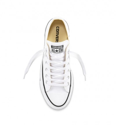 Zapatillas Casual_Mujer_CONVERSE Chuck Taylor All Star Plataform Canvas