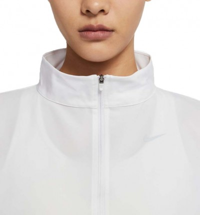 Chaqueta Fitness_Mujer_Nike Pro Woven