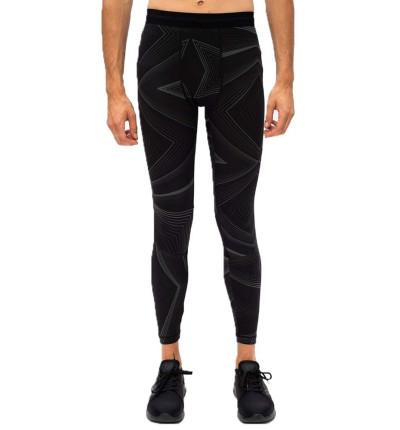 Pantalón Fitness_Hombre_ARMANI EA7 Pantaloni Leggins