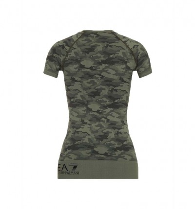 Camiseta M/c Fitness_Mujer_ARMANI EA7 T-shirt